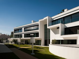 RIVER HOUSES por AACG - Atelier de Arquitectura Carlos Gonçalves
