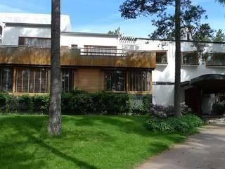 Juan Martín Caranza Moderne huizen