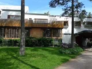 Juan Martín Caranza Modern houses