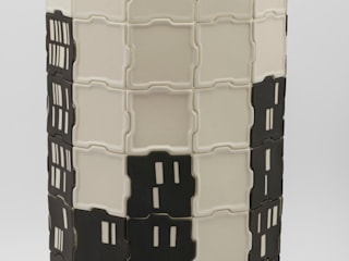 Lampe New York par Passage secret Moderne