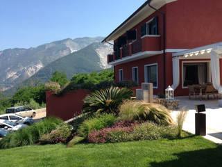 Residenza privata 2013 (MS) Italy GA-DeSIGN | gep studio di g. venuta & c. s.a.s. Giardino moderno