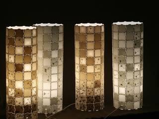 Lampe Papuche par Passage secret Moderne