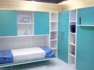 FMS Mobilya Deco – Katlanır duvar yatakları (WallBed): modern tarz , Modern
