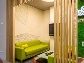 """Дизайн студия """"Bell Arte"""" . Офис Офисные помещения в стиле лофт от Дорогой Дом Лофт"""