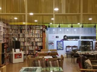 Living room by 신짱 칼라하우스, Modern