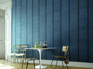 Élitis Walls & flooringWallpaper Blue