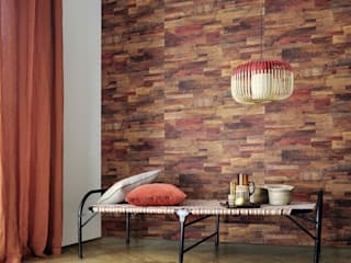 Élitis Walls & flooringWallpaper Wood effect