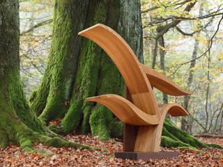 console  Arboretum:  de style  par BOIS MEUBLE CREATION