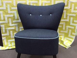JUSCZYK raum+ausstattung Living roomSofas & armchairs Blue