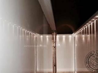 Klasyczny salon od Antonio liso Klasyczny