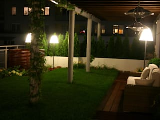 Ogrodowa Sceneria Flat roof