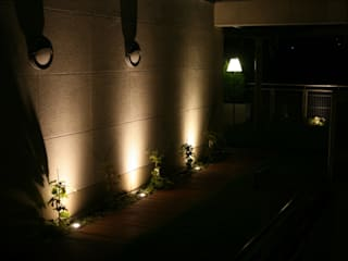 Modern balcony, veranda & terrace by Ogrodowa Sceneria Modern