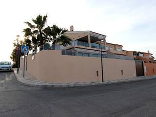 Reforma de vivienda con etiqueta de eficiencia energética A (Gran Alacant, Santa Pola) Novodeco Casas de estilo escandinavo