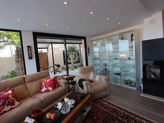غرفة المعيشة تنفيذ Novodeco