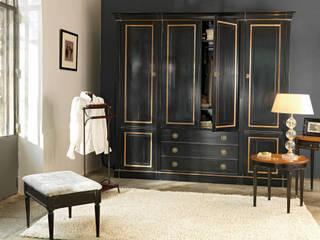 Grange México Modern dressing room Solid Wood Black