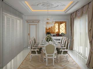 Ozan Sular Creative Design /interior Designer / ProfessionalDesign  – Hadım Köy Pelican Hill Evleri - Salon:  tarz