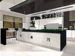 Modern kitchen by Justyna Kurtz Modern