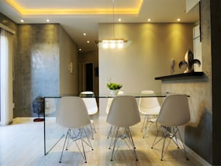Alkaa Arquitetos Associados Salones modernos