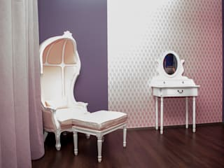 CSInterieur Dormitorios infantiles de estilo ecléctico