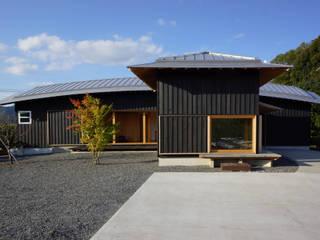 玉東町の家・熊本のトライアスリートの家: 大野アトリエが手掛けたです。