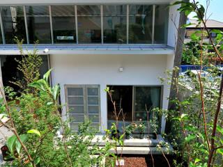 株式会社長野聖二建築設計處 庭院
