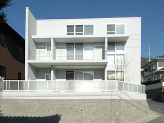 House in Inokuchi-dai: CAF垂井俊郎建築設計事務所が手掛けた家です。
