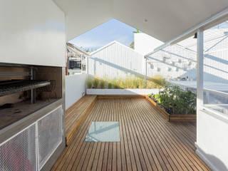 Terrazza in stile  di Marantz Arquitectura