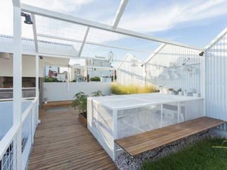 Terraços  por Marantz Arquitectura