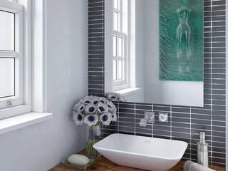 salle de bain par kmmarchitecture