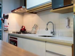 Cocinas de estilo  por Mendonça Pinheiro Interiores
