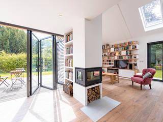 Fenêtres de style  par SUNFLEX Aluminiumsysteme GmbH, Moderne