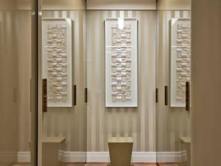 Spogliatoio moderno di VL Arquitetura e Interiores Moderno