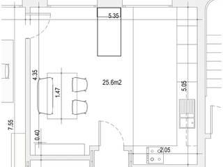 Uma cozinha com vista Architect Your Home