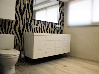 TRIBU ESTUDIO CREATIVO Modern bathroom