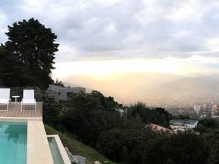 Proyecto - Cedro Verde - Sector Vía Las Palas - Medellín: Casas de estilo  por Eclipse Deco SAS