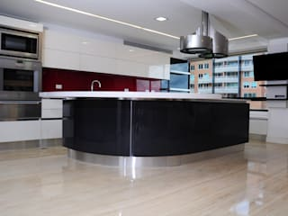 Cocinas de estilo moderno de TRIBU ESTUDIO CREATIVO Moderno
