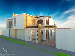 Remodelacion R-1 Casas modernas de GT-R Arquitectos Moderno