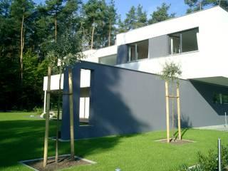 Modern puristisch :  Garten von Lemoni GartenDesign