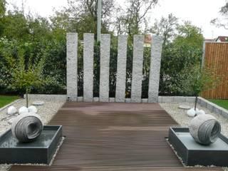 Lemoni GartenDesign Jardines de estilo moderno