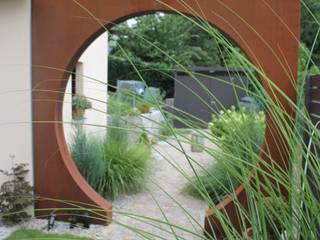 Garten 30 Meter lang und 4 Meter breit Ausgefallener Garten von Lemoni GartenDesign Ausgefallen