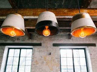 O.C. Lamps:  в . Автор – дизайн-студия промышленного дизайнера Анны Струпинской