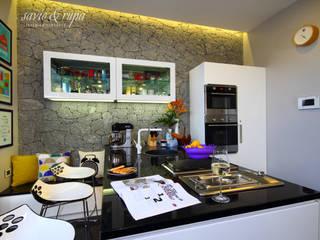 Kitchen Savio and Rupa Interior Concepts KitchenBench tops