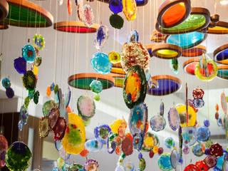by Ana Maria Nava Glass Modern