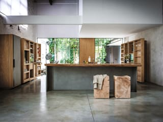 Modern kitchen by Riva1920 Modern Wood Wood effect