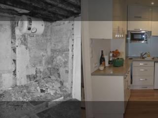 Refonte complète d'un studio (Boulogne-billancourt 92100) par Origin Interior Design