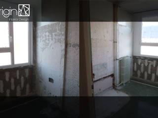 Architecture intérieure et gestion de chantier d'un appartement (Nanterre 92000) par Origin Interior Design