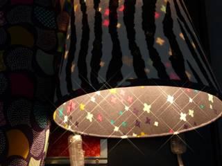 Lampe baladeuse CrazyBānmǎ:  de style  par ByLesFilles - Créations complètement....Allumées !