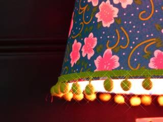 Lampe baladeuse - GreenBohêm:  de style  par ByLesFilles - Créations complètement....Allumées !
