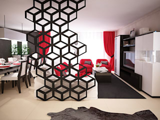 Modern living room by GRAÇA Decoração de Interiores Modern