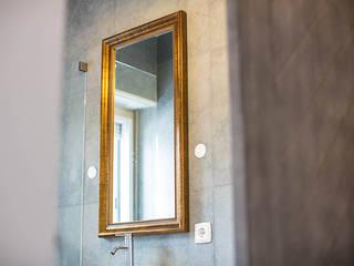 Remodelação de apartamento Architect Your Home Casas de banho modernas